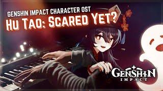 「Hu Tao: Scared Yet?」GENSHIN IMPACT Hu Tao Trailer Music | EPIC PIANO COVER | 胡桃(フータオ)「驚いた?」ピアノ