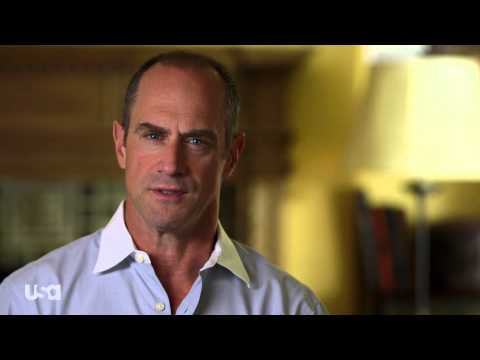 Christopher Meloni Supports A CALL TO MEN and says NO MORE