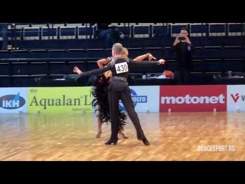 Alexandr Kolbasiuk - Irina Zimakova, RUS, 1/2 Samba