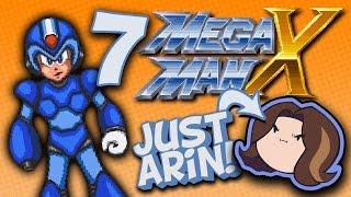 MegaMan X: Motivational Chill - PART 7 - Game Grump