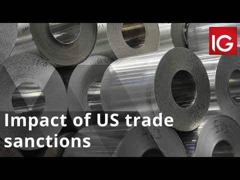 What impact will US trade sanctions have on the commodity market?