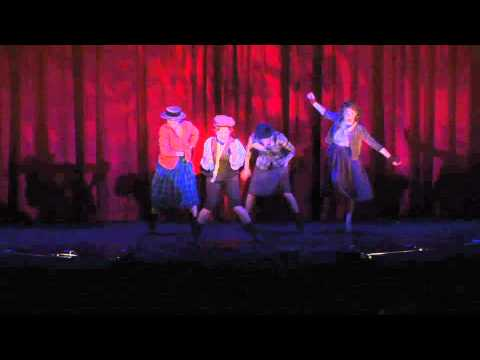 42nd Street at the John W. Engeman Theater at Northport. Video Production by Bobby Munster