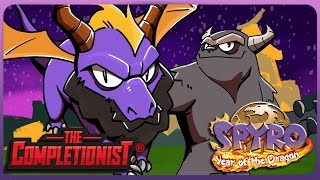 Spyro Year of the Dragon | The Completionist