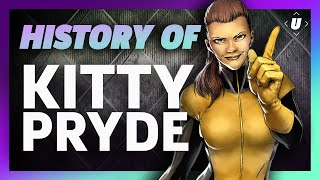 The History Of Kitty Pryde (X-Men)