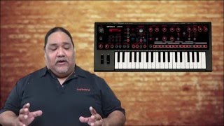 Roland JD-Xi - Saving Programs, Parts, Pattern Sequence and Recalling Favorites