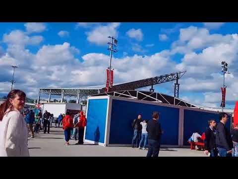FIFA Confederations Cup 2017 FC Spartak Stadium