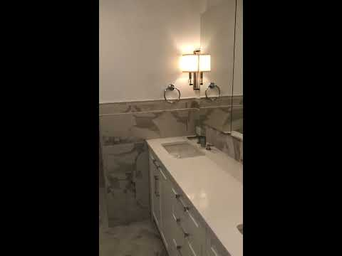 Pre-reveal of Master Bathroom of 230CPW