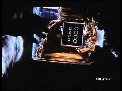 chanel parfum coco vanessa paradis youtube. Black Bedroom Furniture Sets. Home Design Ideas