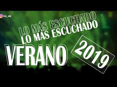 LO MÁS ESCUCHADO VERANO 2019 (ENGANCHADO ATR) LO MEJOR DEL REMIX - DJ Cu3rvo