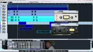 Compressing Rap Vocals with CLA Compressors