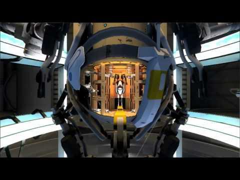 Portal 2 with Big Ben  Jordan Part 1 [Sexy exhaust ports]