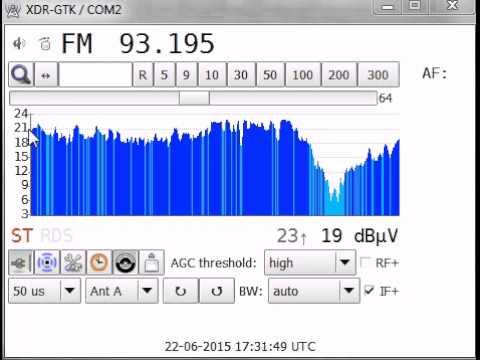 Sporadic Es - BBC Radio Guernsey - 93.2 FM - 22.6.2015