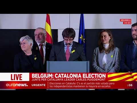 Comparecencia completa de Carles Puigdemont