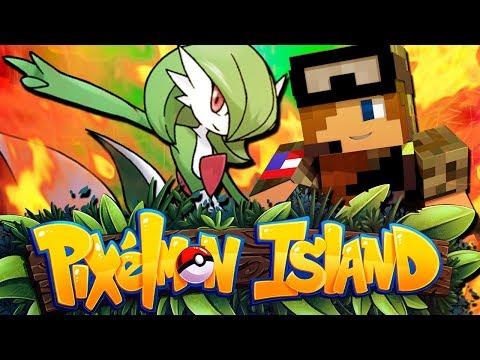 BURN IT ALL DOWN!!! - Pixelmon Island Season 2 Episode 22 (Minecraft Pokemon!)