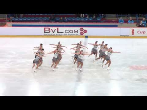 Cool Dreams Senior - Cup of Berlin 2017 - Short Program