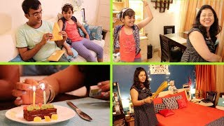 Priceless Gift From Daughter To Father | Special Dinner Recipe On Special Day | Maitreyee's Passion