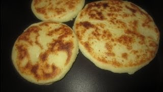 Repeat youtube video Como hacer Arepas