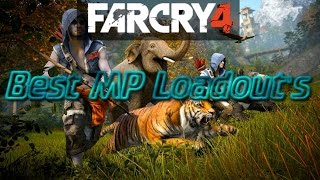 Far Cry 4 Best Weapon loadout Setup! Raksasha & Golden path Classes :)