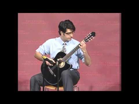 Online Music Jamming Harvard University  Kennedy School Talent Show 2011  Winning Act