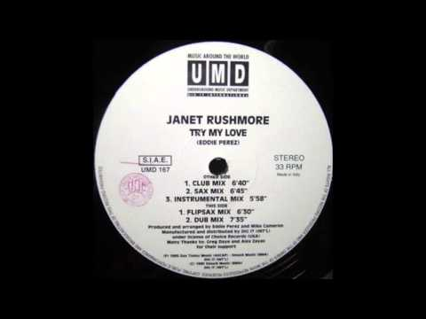 (1995) Janet Rushmore - Try My Love [Smack Instrumental Mix]