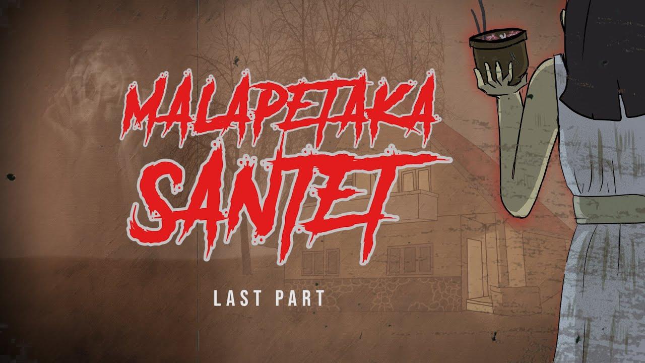BUAH SIMALAKAMA -- KISAH MISTERI : MALAPETAKA SANTET (2) #OMMAMAT