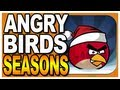 Angry Birds - Seasons (Halloween) - Game App Review