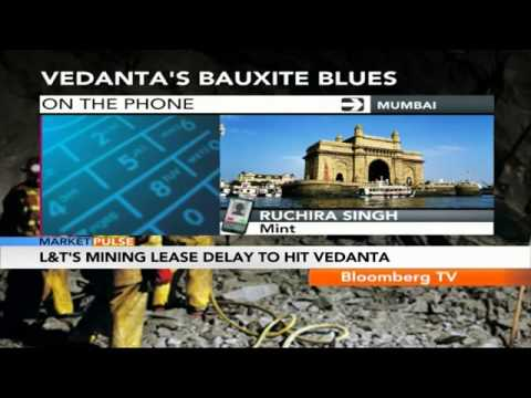 Market Pulse- L&T's Mining Lease Delay To Hit Vedanta