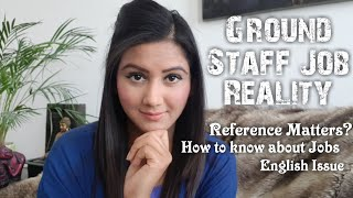 Airport Ground Staff Job Reality Check by Mamta Sachdeva