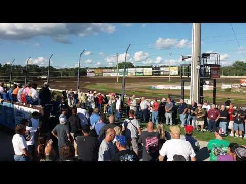 Deer Creek Speedway driver appreciation