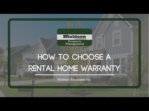 How to Choose a Rental Home Warranty for Your Colorado Springs Investment
