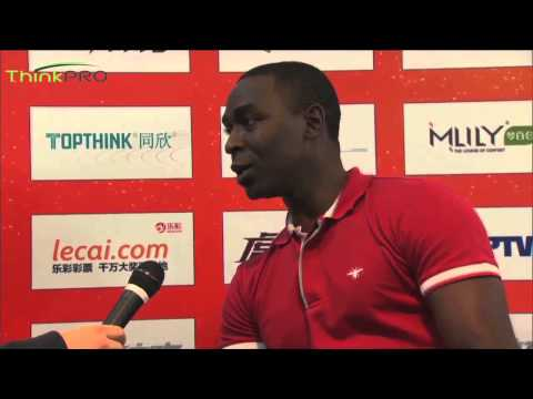 ThinkPRO talking to Andy Cole about Roy Keane and mindset!