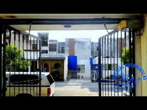 Motor kort plus puertas autom ticas may funnydog tv for Motor puerta automatica