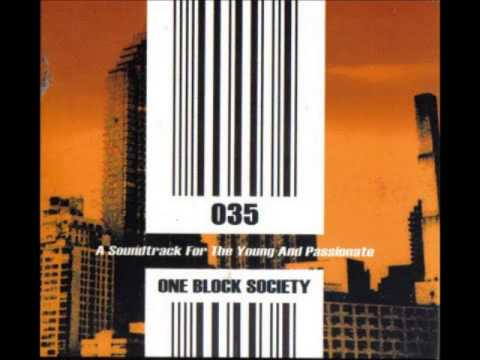 One Block Society - Buildings