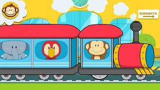 Lagu Anak Anak   Naik Kereta Api