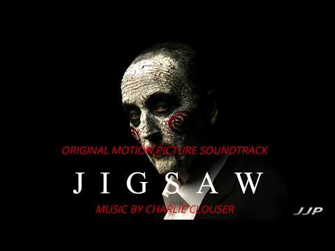 JIGSAW ( 2017 )   Original motion pictures Soundtrack by  -  Charlie Clouser