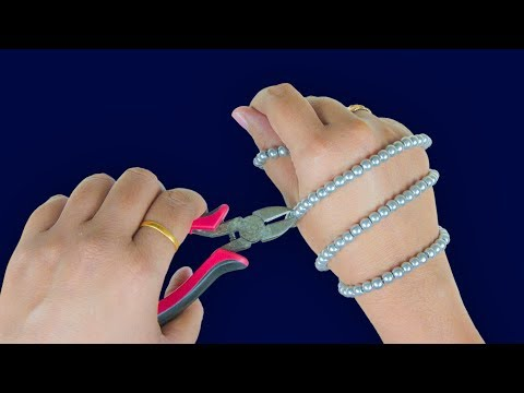 DIY Quick and Easy earrings ideas   How to make earrings at home   jewelry making   Beads art