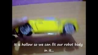 how to make transformers from paper part 1 real easy