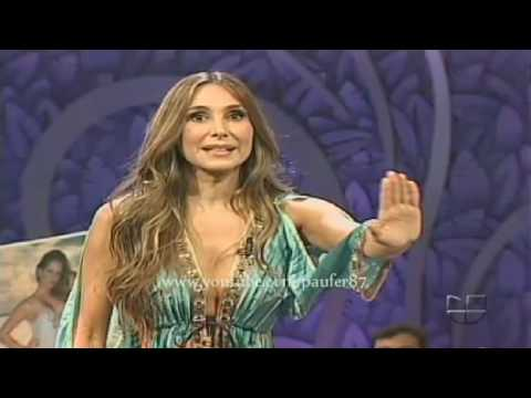 Natalia Streignard Su Programa 2/9 (09.05.2010)