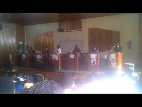 Parklands UON Gubernatorial debate,