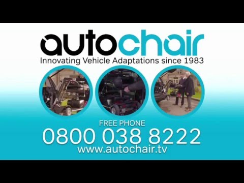 New Autochair TV Advert