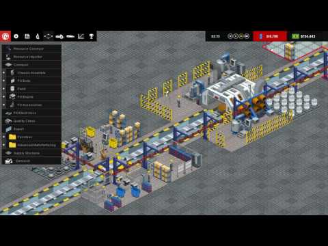 Production Line Vandorral (HUN/Magyar)