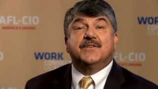 AFSA 2012 Convention Remarks from AFL-CIO President Rich Trumka