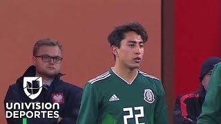Govea se luce con el Excel, pero cae ante el Anderlecht