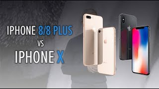 iPhone X VS iphone 8, HARGA ?