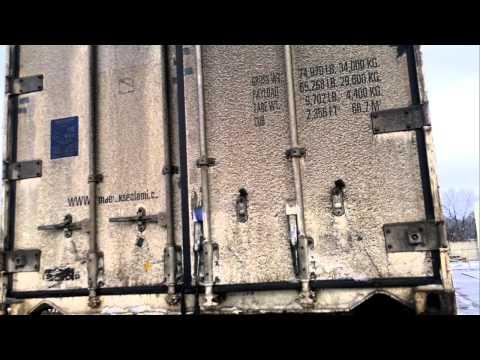 видео: Купить рефконтейнер 40 футовый carrier