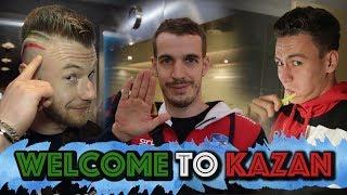 Все в сборе! Добро пожаловать в Казань на «Финал Четырех»/ Full house! Welcome to Kazan «Final Four»
