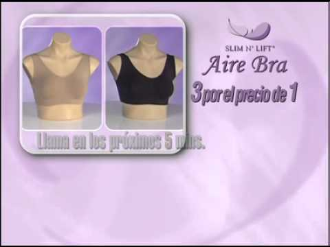 Slim 'N Lift® Aire™ Bra – MX