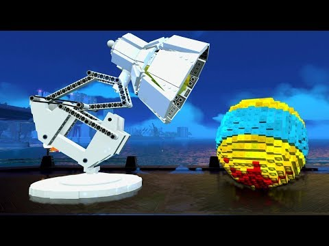 LEGO The Incredibles - All Pixar & Family Builds (Unlocking Junior)
