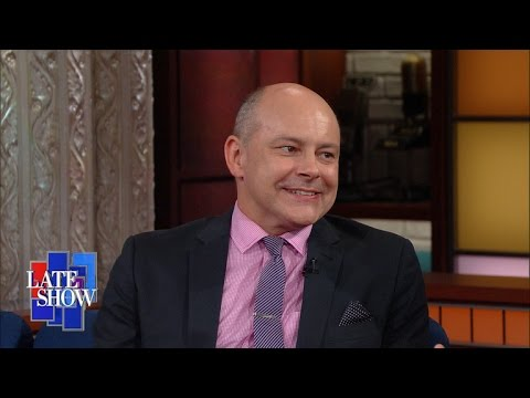 """Rob Corddry Wasn't Afraid To Hit Dwayne """"The Rock"""" Johnson In The Face"""