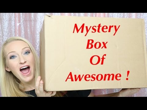 Illuminati Mystery box of Awesome    That Daily Deal    What's in the box?